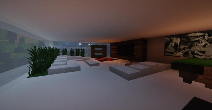 Modern Mountain Mansion скриншот 3