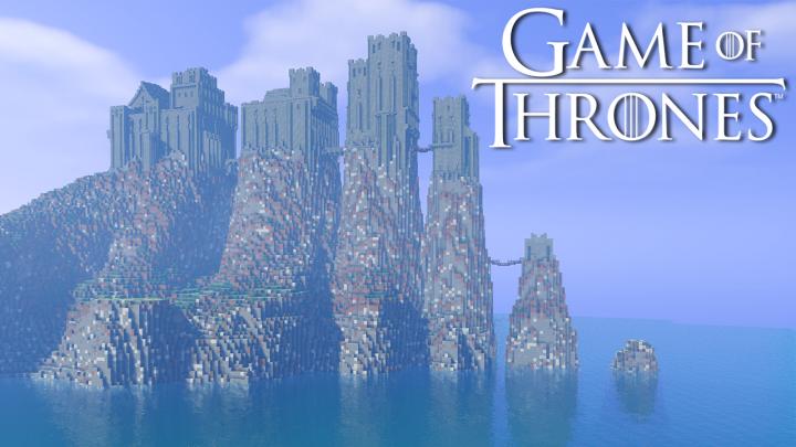 Game of Thrones — Pyke скриншот 1