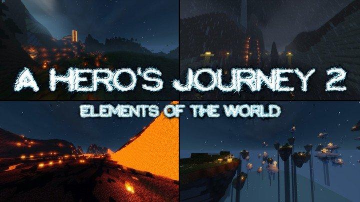A Hero's Journey 2 скриншот 1