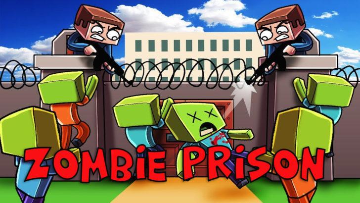 Zombie Prison скриншот 1