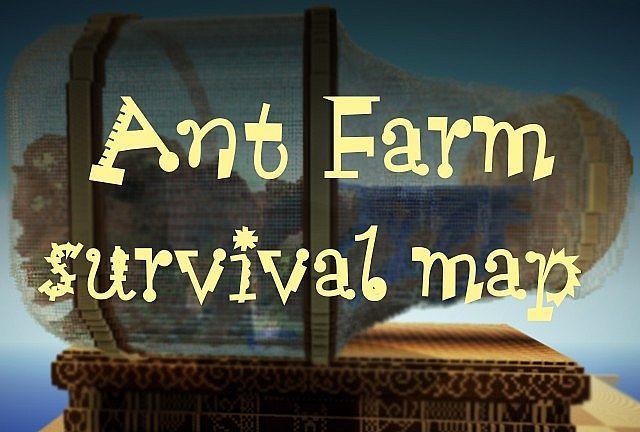 Ant Farm Survival скриншот 1