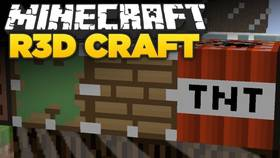 Скачать R3D CRAFT для Minecraft 1.10.2