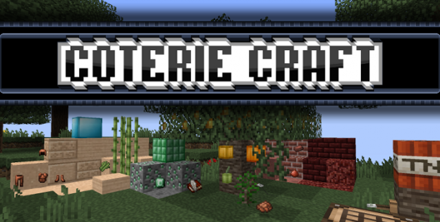 Coterie Craft скриншот 1