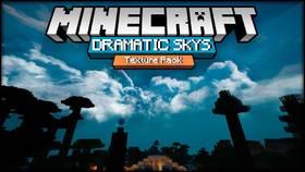 Скачать Dramatic Skys для Minecraft 1.9