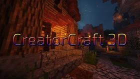 Скачать CreatorCraft 3D для Minecraft 1.12.2