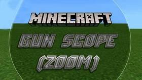 Скачать Gun Scope для Minecraft PE 1.2