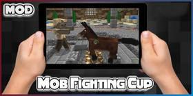 Скачать Mob Fighting Cup для Minecraft PE 1.2