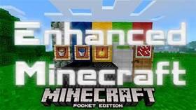 Скачать Enhanced для Minecraft PE 1.2