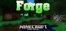 Скачать Forge для Minecraft PE 1.2