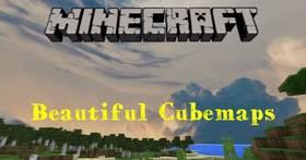 Скачать Beautiful Cubemaps для Minecraft PE 1.2