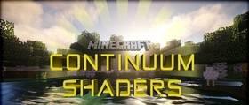 Скачать CONTINUUM для Minecraft PE 1.2
