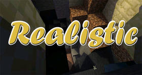 Скачать Realistic для Minecraft PE 1.2