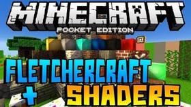 Скачать Fletchercraft для Minecraft PE 1.2