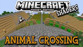 Скачать Animal Crossing для Minecraft PE 1.2