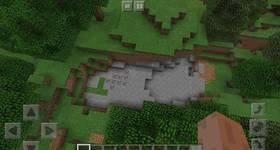1578571323: Остров с пещерами | Сид Minecraft PE