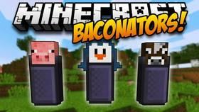 Скачать Baconators для Minecraft 1.11.2
