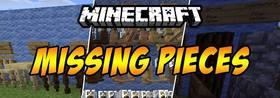 Скачать Missing Pieces для Minecraft 1.9.4