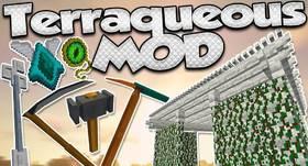 Скачать Terraqueous для Minecraft 1.12.2