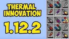 Скачать Thermal Innovation для Minecraft 1.12.2