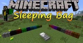 Скачать Sleeping Bag для Minecraft 1.10