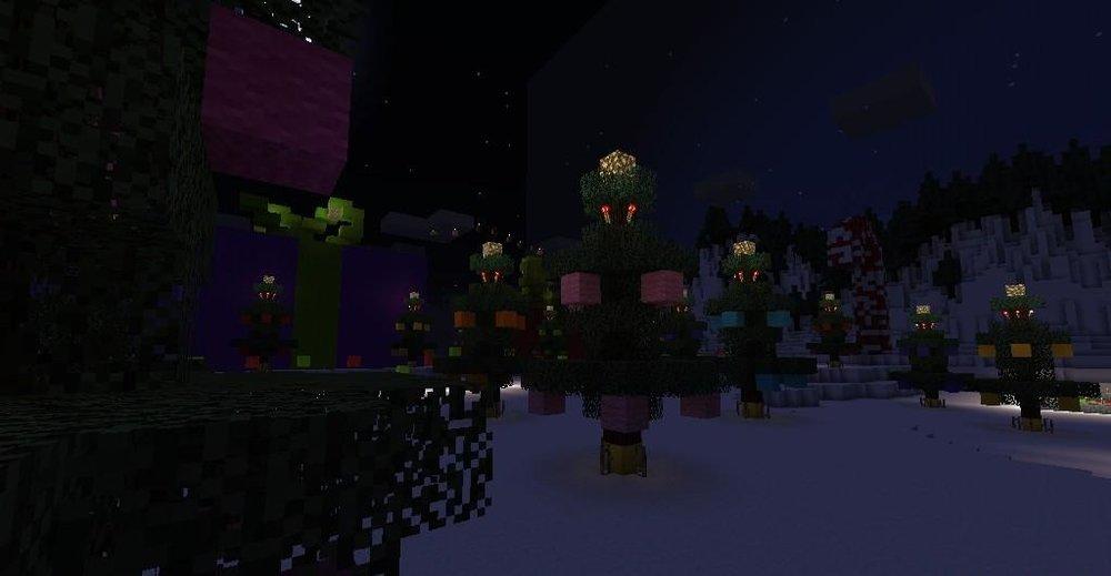 Journey To The Christmas Tree скриншот 2