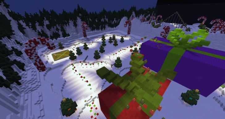 Journey To The Christmas Tree скриншот 3