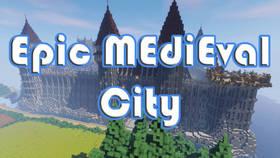 Скачать Epic Medieval City для Minecraft 1.12.2