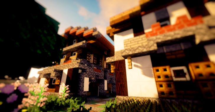 Etopia Village скриншот 2