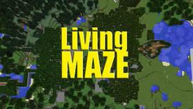 Скачать Living Maze для Minecraft 1.12.2