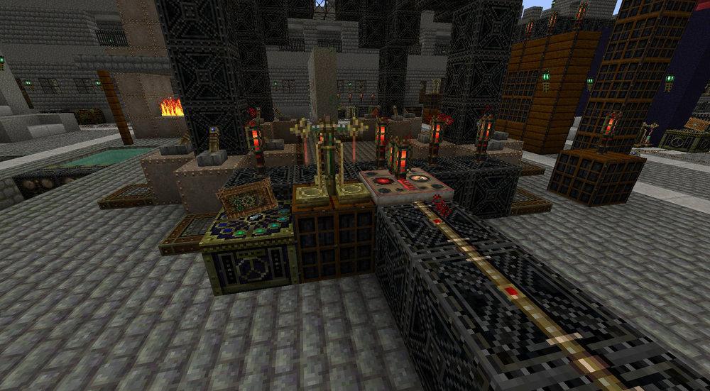 Glimmars Steampunk скриншот 3