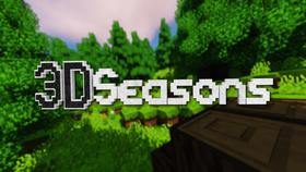 Скачать Seasons 3D для Minecraft 1.12.2
