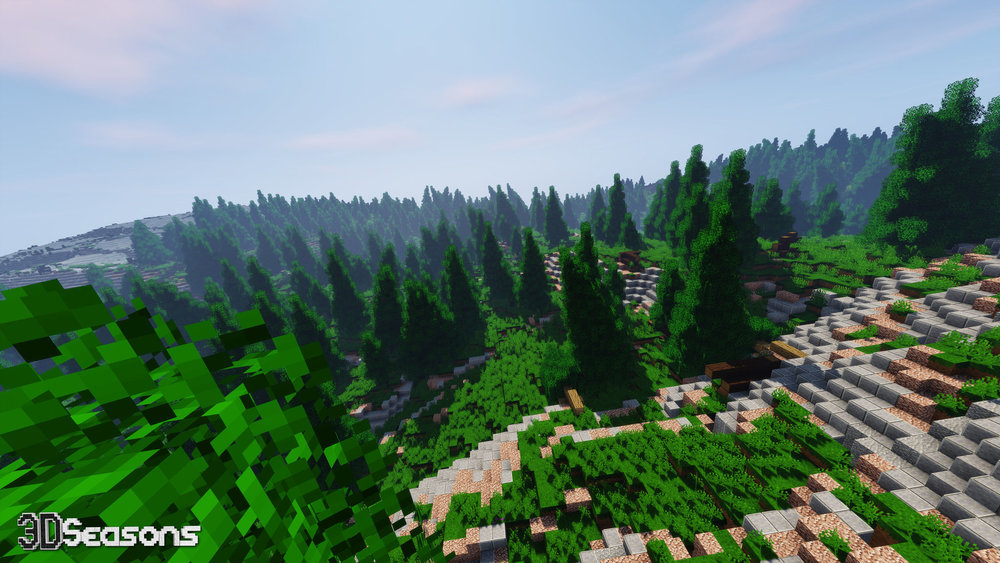 Seasons 3D скриншот 2