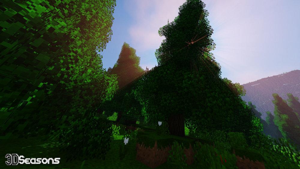 Seasons 3D скриншот 3