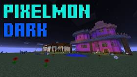Скачать Pixelmon Dark для Minecraft 1.10.2