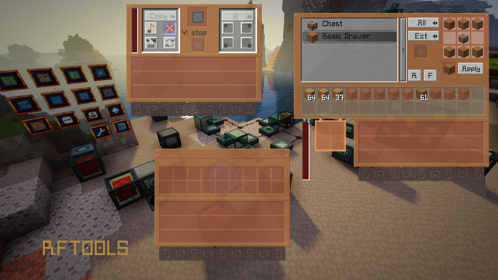 Dandelion With Mods скриншот 2