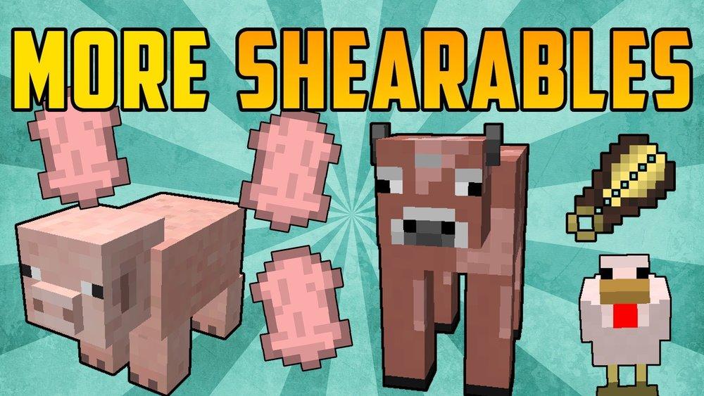 More Shearables скриншот 1