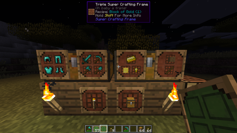 Super Crafting Frame скриншот 2