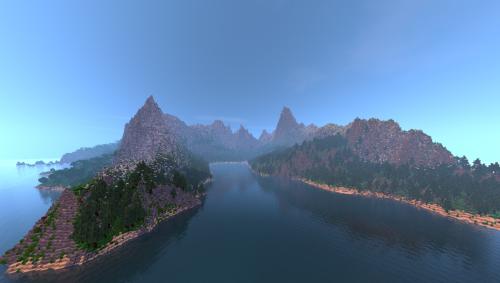 Realistic Fantasy World скриншот 2