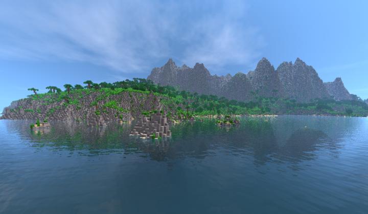 Realistic Fantasy World скриншот 1