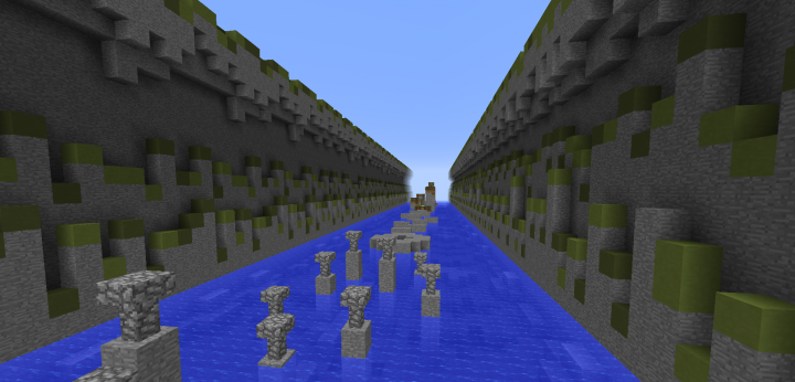 Water Parkour скриншот 2