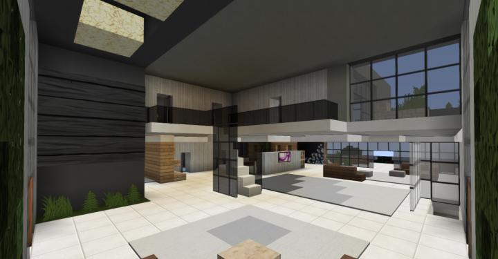 Modern Cliff Mansion скриншот 2