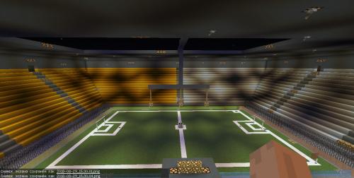 Футбольный стадион скриншот 2