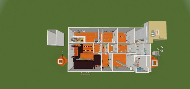 Sprint Lava Parkour скриншот 2