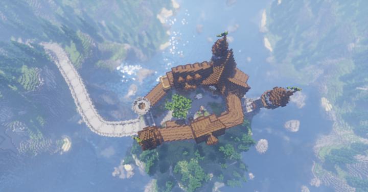 Old Fallen Castle скриншот 2