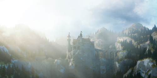 Old Fallen Castle скриншот 1