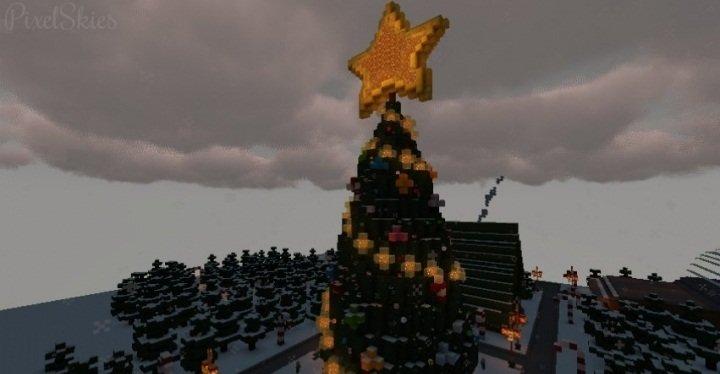 Find the Button: Santa's Village скриншот 2