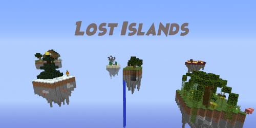 Lost Islands скриншот 1