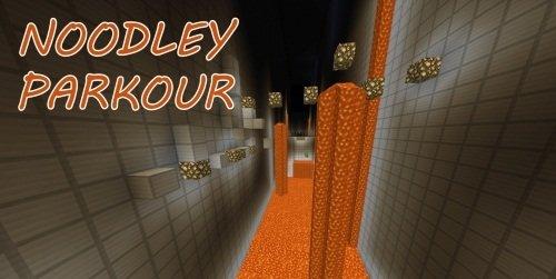 Noodley Parkour скриншот 1