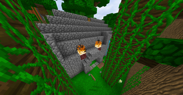 Mega Maze Parkour скриншот 2
