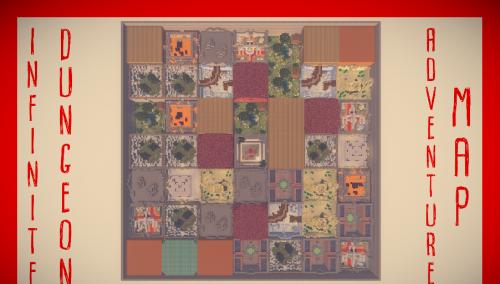 Infinite Dungeon скриншот 1